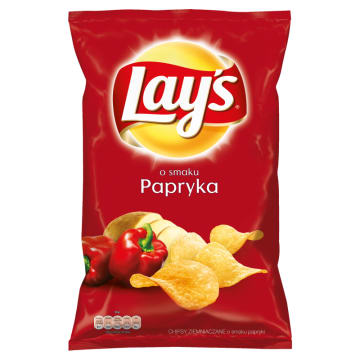 Lay's Papryka